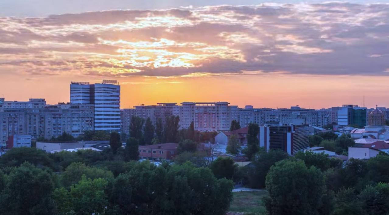 Bucharest timelapse