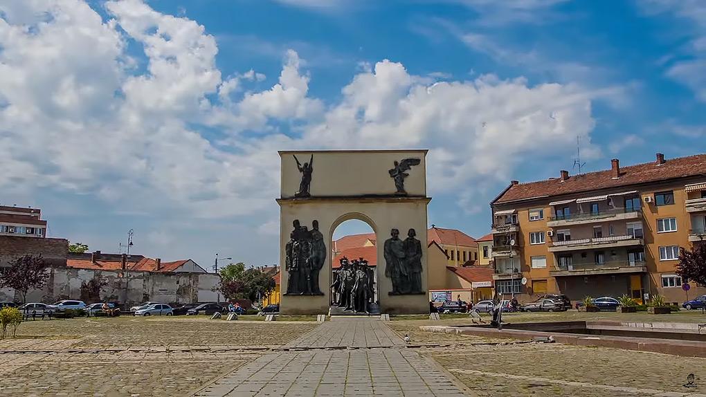 Zig-Zag-prin-Arad