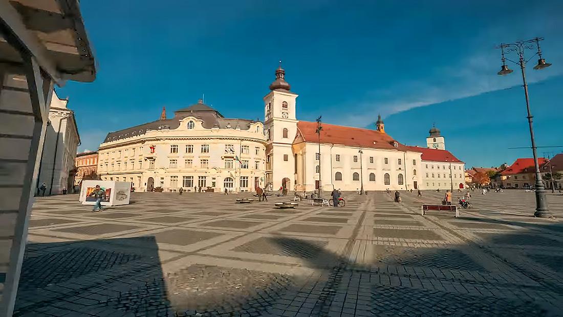 Hyperlapse-Sibiu