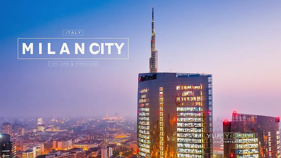 Milano-City-Hyperlapse-Time-Lapse-Italia