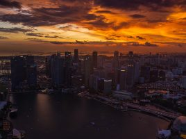 Singapore, Timelapse, Timelapse Romania, 4k