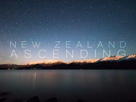New Zealand, Ascending, 8K