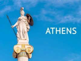 Athens, Tourism, Greece