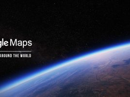Google Maps 3D Hyperlapse