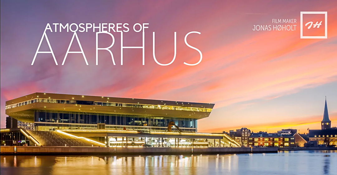 Aarhus, Denmark - timelapse
