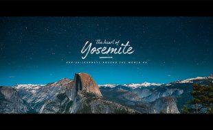 The heart of Yosemite, Yosemite Valley